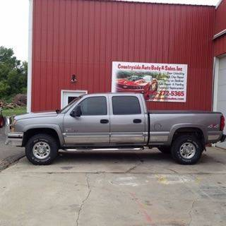 2006 Chevrolet Silverado 2500HD for sale at Countryside Auto Body & Sales, Inc in Gary SD