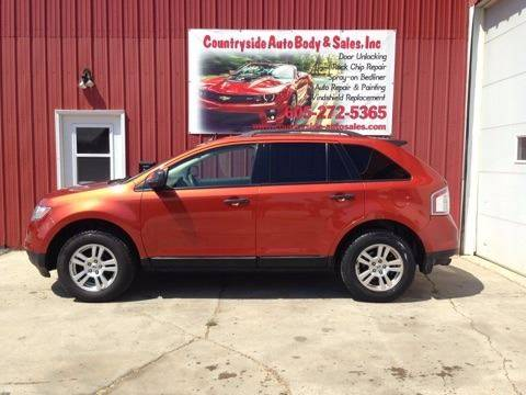 2007 Ford Edge for sale at Countryside Auto Body & Sales, Inc in Gary SD