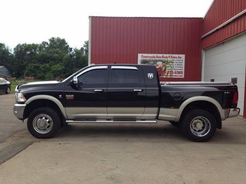 2010 RAM Ram Pickup 3500 for sale at Countryside Auto Body & Sales, Inc in Gary SD