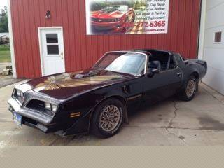 1979 Pontiac Firebird Trans Am for sale at Countryside Auto Body & Sales, Inc in Gary SD