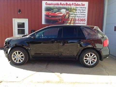 2014 Ford Edge for sale at Countryside Auto Body & Sales, Inc in Gary SD