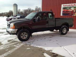 2001 Ford F-350 for sale at Countryside Auto Body & Sales, Inc in Gary SD
