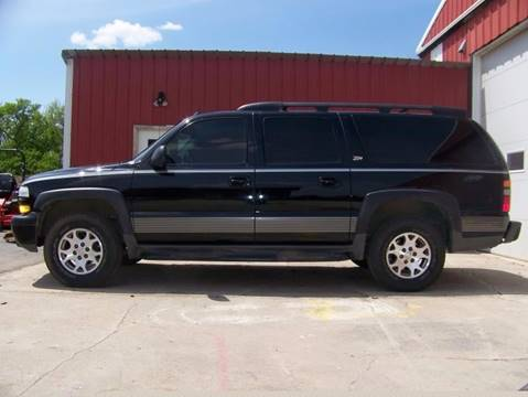 2004 Chevrolet Suburban for sale at Countryside Auto Body & Sales, Inc in Gary SD