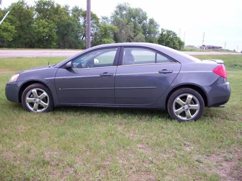 2008 Pontiac G6 for sale at Countryside Auto Body & Sales, Inc in Gary SD