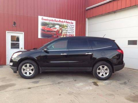 2011 Chevrolet Traverse for sale at Countryside Auto Body & Sales, Inc in Gary SD