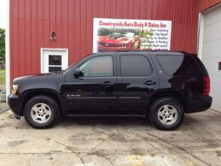 2008 Chevrolet Tahoe for sale at Countryside Auto Body & Sales, Inc in Gary SD