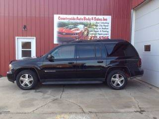 2004 Chevrolet TrailBlazer for sale at Countryside Auto Body & Sales, Inc in Gary SD