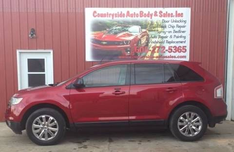 2008 Ford Edge for sale at Countryside Auto Body & Sales, Inc in Gary SD