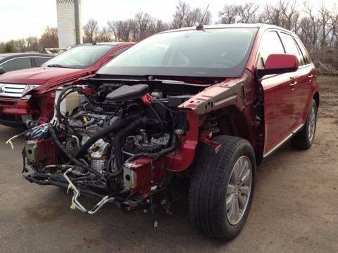 2010 Ford Edge for sale at Countryside Auto Body & Sales, Inc in Gary SD