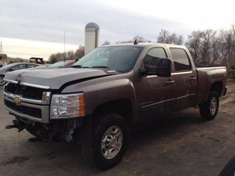 2008 Chevrolet Silverado 2500HD for sale at Countryside Auto Body & Sales, Inc in Gary SD