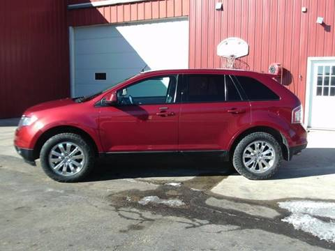 2009 Ford Edge for sale at Countryside Auto Body & Sales, Inc in Gary SD