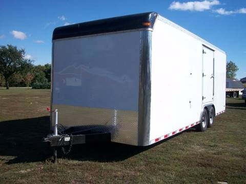2001 Pace American 22' for sale at Countryside Auto Body & Sales, Inc in Gary SD