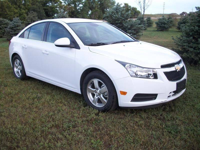 2013 Chevrolet Cruze for sale at Countryside Auto Body & Sales, Inc in Gary SD