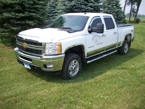 2011 Chevrolet Silverado 2500HD for sale at Countryside Auto Body & Sales, Inc in Gary SD