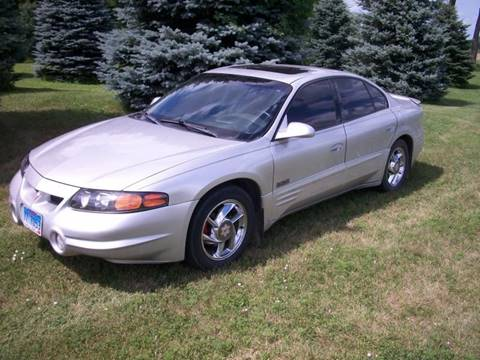 2000 Pontiac Bonneville for sale at Countryside Auto Body & Sales, Inc in Gary SD
