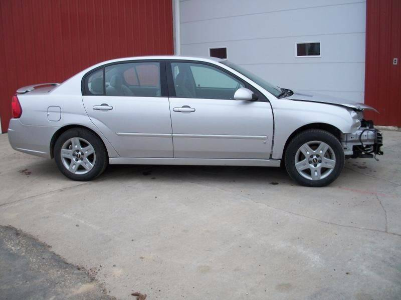2006 Chevrolet Malibu for sale at Countryside Auto Body & Sales, Inc in Gary SD