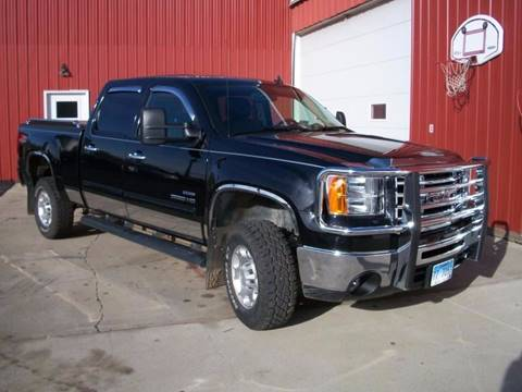 2010 GMC Sierra 2500HD for sale at Countryside Auto Body & Sales, Inc in Gary SD