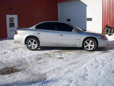 2004 Pontiac Bonneville for sale at Countryside Auto Body & Sales, Inc in Gary SD