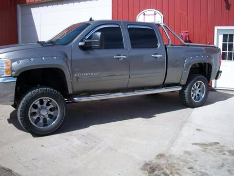 2007 Chevrolet Silverado 2500HD for sale at Countryside Auto Body & Sales, Inc in Gary SD
