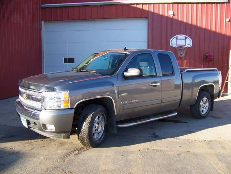 2008 Chevrolet Silverado 1500 for sale at Countryside Auto Body & Sales, Inc in Gary SD