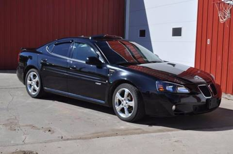 2007 Pontiac Grand Prix for sale at Countryside Auto Body & Sales, Inc in Gary SD