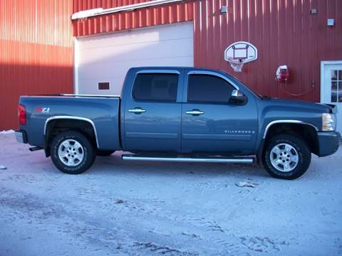 2007 Chevrolet Silverado 1500 for sale at Countryside Auto Body & Sales, Inc in Gary SD