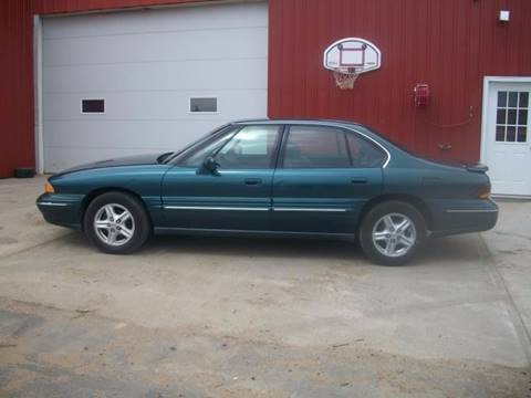 1998 Pontiac Bonneville for sale at Countryside Auto Body & Sales, Inc in Gary SD