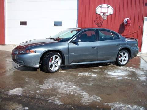 2005 Pontiac Bonneville for sale at Countryside Auto Body & Sales, Inc in Gary SD