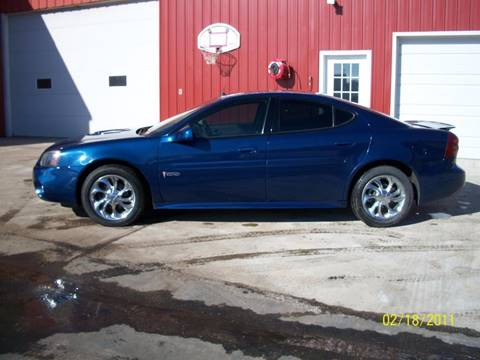 2004 Pontiac Grand Prix for sale at Countryside Auto Body & Sales, Inc in Gary SD