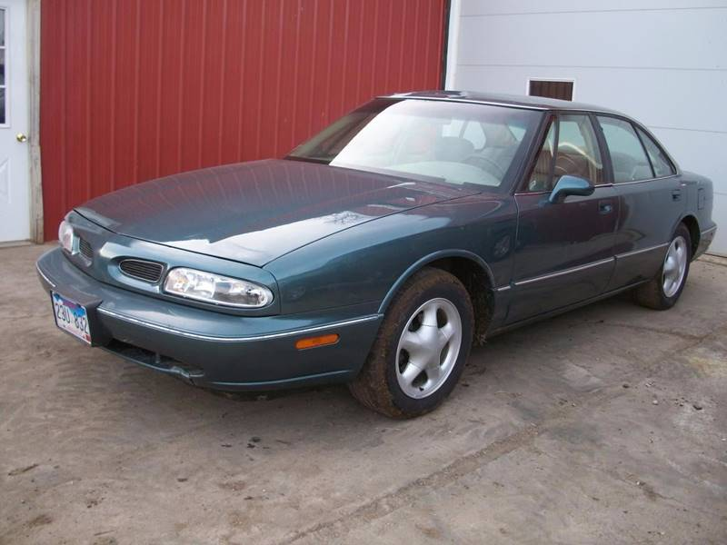 1997 Oldsmobile LSS for sale at Countryside Auto Body & Sales, Inc in Gary SD