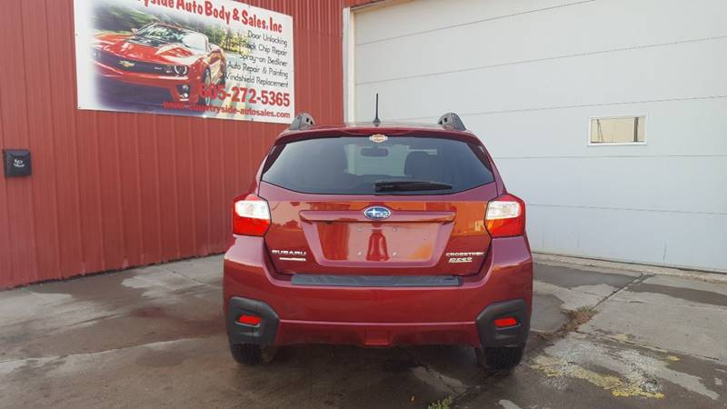 2016 Subaru Crosstrek for sale at Countryside Auto Body & Sales, Inc in Gary SD