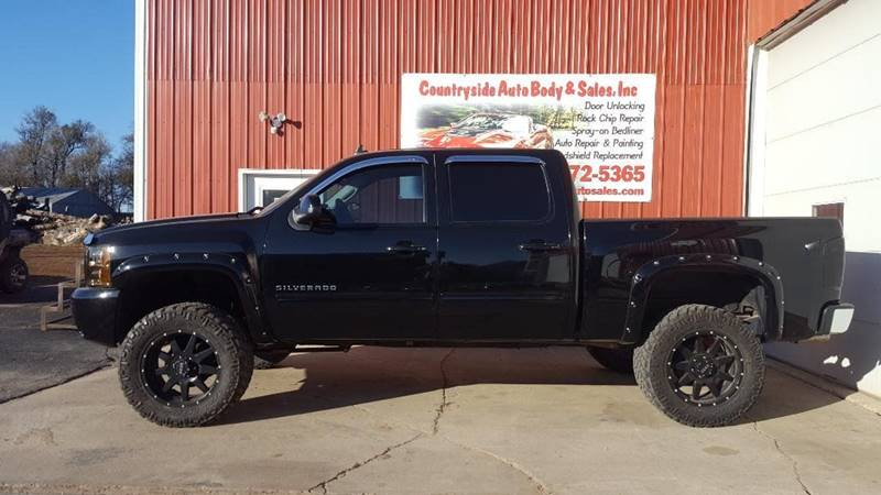 2012 Chevrolet Silverado 1500 for sale at Countryside Auto Body & Sales, Inc in Gary SD