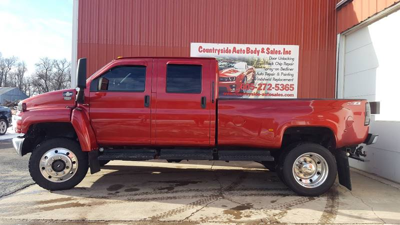 2006 Chevrolet Kodiak for sale at Countryside Auto Body & Sales, Inc in Gary SD