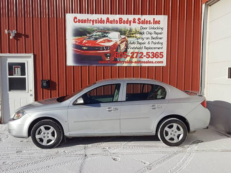 2008 Chevrolet Cobalt for sale at Countryside Auto Body & Sales, Inc in Gary SD
