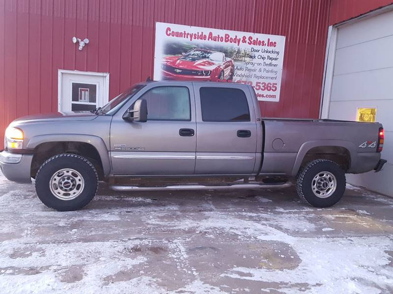 2007 GMC Sierra 2500HD Classic for sale at Countryside Auto Body & Sales, Inc in Gary SD