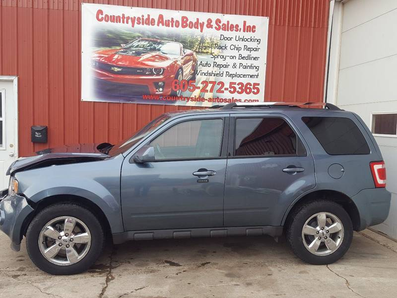 2011 Ford Escape for sale at Countryside Auto Body & Sales, Inc in Gary SD