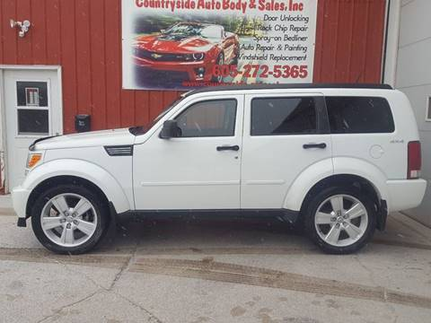 2011 Dodge Nitro for sale at Countryside Auto Body & Sales, Inc in Gary SD