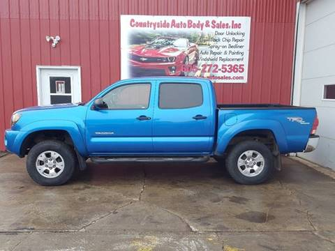 2007 Toyota Tacoma for sale at Countryside Auto Body & Sales, Inc in Gary SD