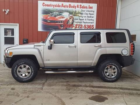 2008 HUMMER H3 for sale at Countryside Auto Body & Sales, Inc in Gary SD
