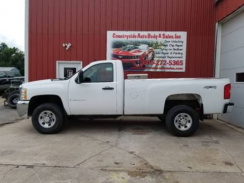 2009 Chevrolet Silverado 3500HD for sale at Countryside Auto Body & Sales, Inc in Gary SD