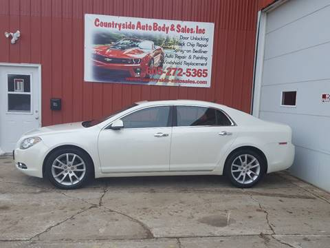 2011 Chevrolet Malibu for sale at Countryside Auto Body & Sales, Inc in Gary SD
