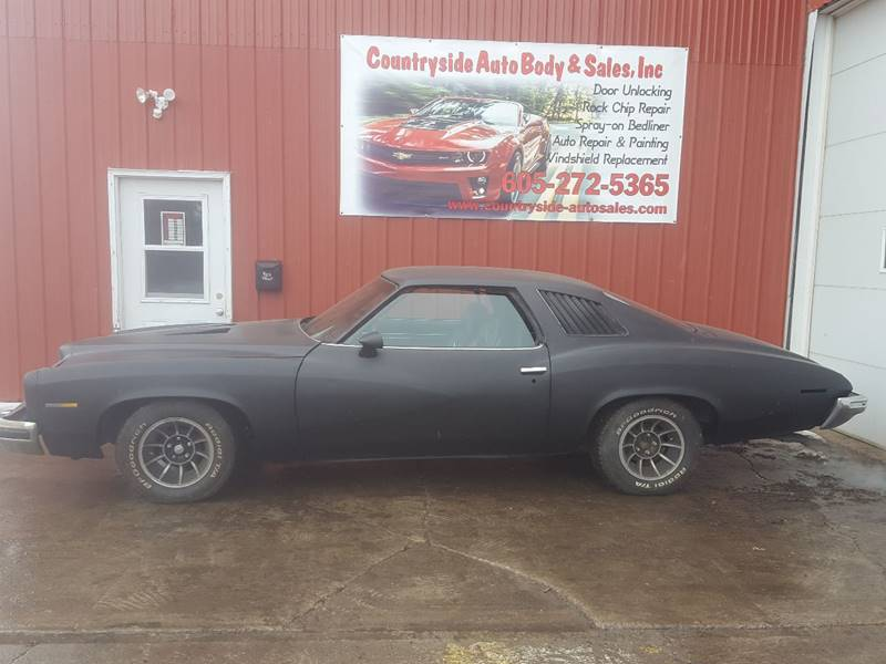 1973 Pontiac GTO for sale at Countryside Auto Body & Sales, Inc in Gary SD