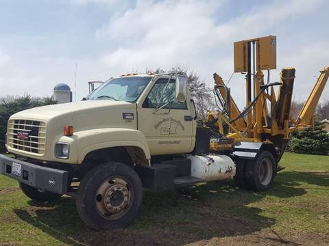 2002 GMC TOPKICK for sale at Countryside Auto Body & Sales, Inc in Gary SD