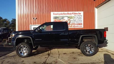 2014 GMC Sierra 1500 for sale at Countryside Auto Body & Sales, Inc in Gary SD