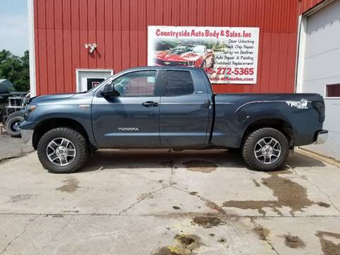 2010 Toyota Tundra for sale at Countryside Auto Body & Sales, Inc in Gary SD