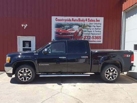 2007 GMC Sierra 1500 for sale at Countryside Auto Body & Sales, Inc in Gary SD