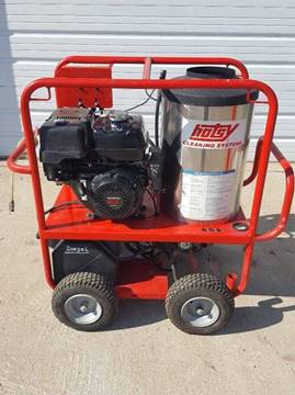 2014 Hotsy 1075SSE for sale at Countryside Auto Body & Sales, Inc in Gary SD
