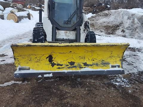 "84"" Hydraulic snow blade . for sale at Countryside Auto Body & Sales, Inc in Gary SD"