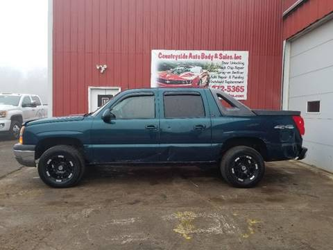 2005 Chevrolet Avalanche For Sale In Gary Sd
