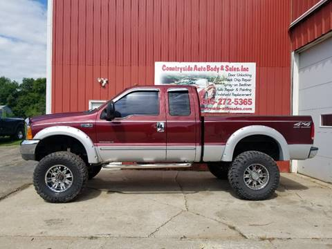 2000 Ford F-250 Super Duty for sale at Countryside Auto Body & Sales, Inc in Gary SD